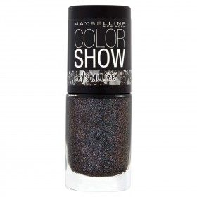 236 Nearly Black - Vernis à Ongles Colorshow 60 Seconds de Gemey-Maybelline Gemey Maybelline 4,99 €