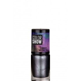 499 Saturn - Nail Polish Liquid Metals Colorshow 60 Seconds of Gemey-Maybelline Gemey Maybelline 8,99 €
