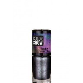 499 Saturn - Vernis à Ongles Liquid Metals Colorshow 60 Seconds de Gemey-Maybelline Gemey Maybelline 8,99€