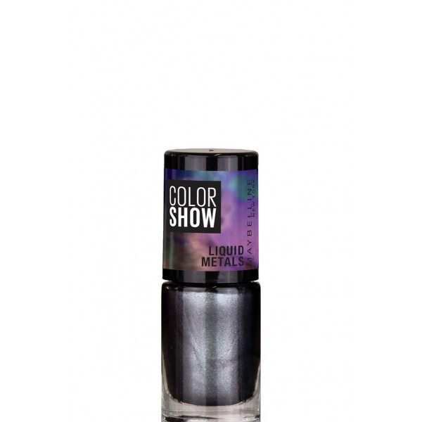 499 Saturn - Vernis à Ongles Liquid Metals Colorshow 60 Seconds de Gemey-Maybelline Gemey Maybelline 8,99 €
