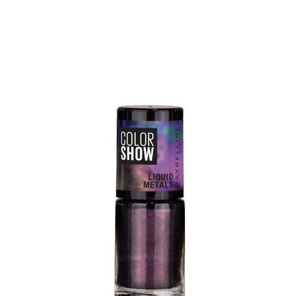 502 Venus - Vernis à Ongles Liquid Metals Colorshow 60 Seconds de Gemey-Maybelline Gemey Maybelline 8,99 €