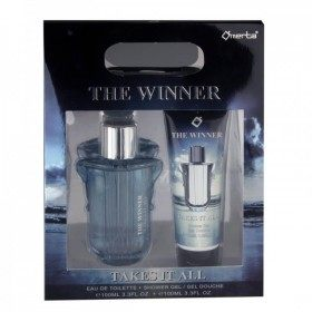 The Winner Take It All - Fragrance Generic Woman Eau de Parfum 100ml + Shower Gel 100ml) Omerta 14,99 €