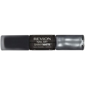 500 Leather & Lace - Nail Polish Nail Art SHINY MATTE Revlon 14,99 €