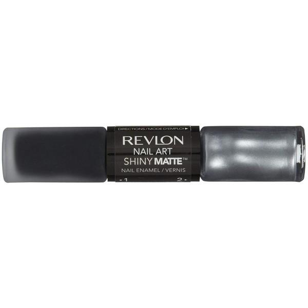 500 Leather & Lace - Vernis à Ongles Nail Art SHINY MATTE Revlon Revlon 14,99€