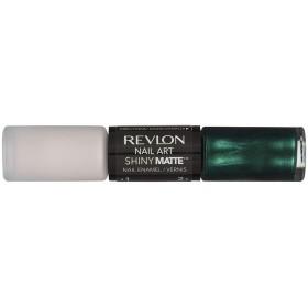 530 Emerald Suede - Nail Polish Nail Art SHINY MATTE Revlon 14,99 €