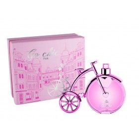 Go Chic Pink - Fragrance for Women Eau de Parfum 100ml 14,99 €
