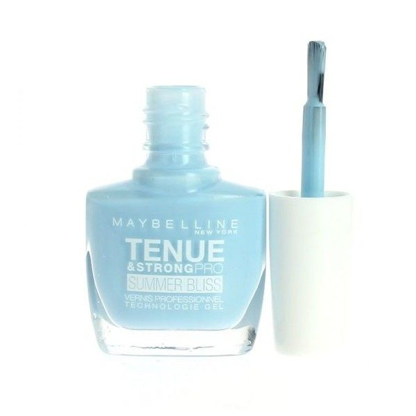 874 Sea Sky - Vernis à Ongles Strong & Pro / SuperStay Gemey Maybelline Maybelline 2,99€