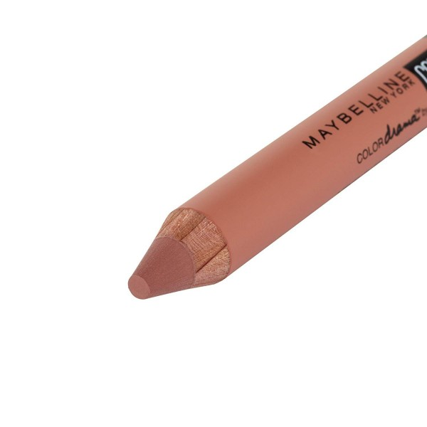 630 Nude Perfect - Rouge à lèvres CRAYON Velours MAT Colordrama by Colorshow de Gemey Maybelline Maybelline 3,99 €
