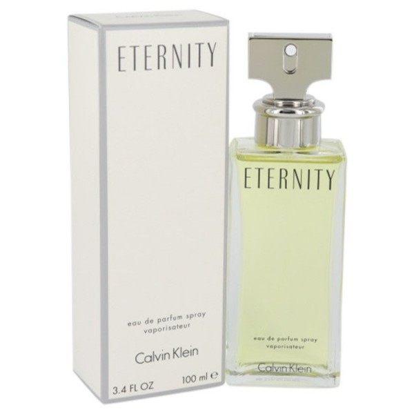 Eternity Woman Eau De Parfum Women 100ml Calvin Klein