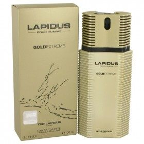 Lapidus Gold Extrême - Eau de Toilette Homme 100ml - Ted Lapidus Ted Lapidus 71,90€