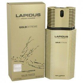 Lapidus Gold Extreme - Eau de Toilette Man 100ml - Ted Lapidus Ted Lapidus 71,90 €