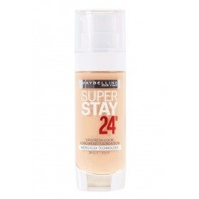 028 Soft Beige - liquid foundation Superstay 24H de Gemey Maybelline Gemey Maybelline 13,90 €