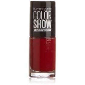15 Candy Apple Nagellak Colorshow 60 Seconden van Gemey-Maybelline Gemey Maybelline 4,99 €