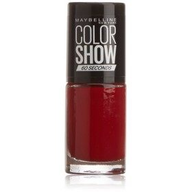 15 Candy Apple Nail Polish Colorshow 60 Seconds of Gemey-Maybelline Gemey Maybelline 4,99 €