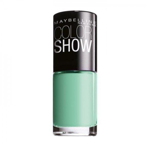 266 Faux Green - Vernis à Ongles Colorshow 60 Seconds de Gemey-Maybelline Maybelline 1,99€