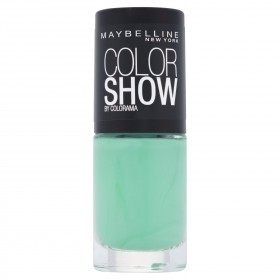 214 Green With Envy - Nail Colorshow 60 Seconds of Gemey-Maybelline Gemey Maybelline 4,99 €