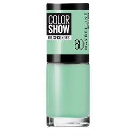 60 Terraza en el Techo - Uñas Colorshow de 60 Segundos de Gemey-Maybelline Gemey Maybelline 4,99 €