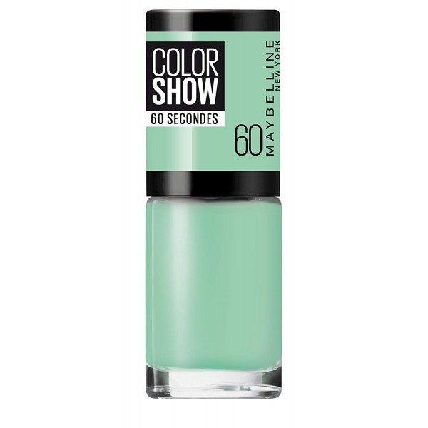 60 Terrassa - Ungles Colorshow 60 Segons de Gemey-Maybelline Gemey Maybelline 4,99 €