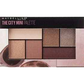 Chill Brunch - The City Mini Palette Palette d'Ombre à Paupières Maybelline Gemey Maybelline 14,99 €
