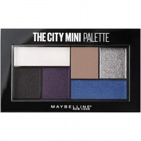 De Concrete start - en Landingsbaan, De Stad Mini Palet Palet oogschaduw van Maybelline Gemey Maybelline 14,99 €
