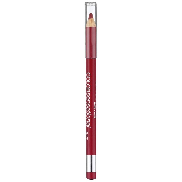 547 Pleasure Me Red - Crayon à Lèvres Color Sensational MATTE de Maybelline Maybelline 3,49 €