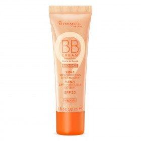 Medium - BB Crème Radiance Soins Parfecteur de Teint 9 EN 1 SPF20 de Rimmel London Rimmel London 14,90€