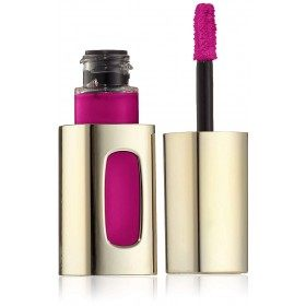 401 Fuchsia Drama - Lacquer Lipstick Color Riche Extraordinaire from L'oréal Paris L'oréal Paris 12,90 €