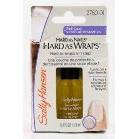 2780-01 Top Coat - Nail Polish Acrylic GEL + Nylon Hard As Nails, Hard As Wraps Sally Hansen Sally Hansen 13,99 €
