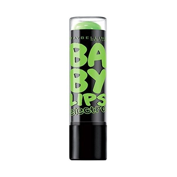 Minty Sheer - Baume à lèvres Hydratant Baby Lips Gemey Maybelline Gemey Maybelline 2,99€