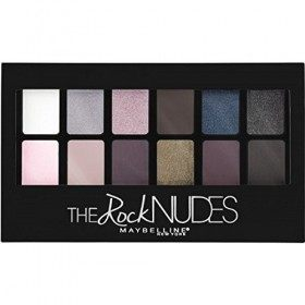 The Rock Nude - Palette eye Shadow Maybelline New york Gemey Maybelline 16,99 €