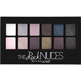 The Rock Nudes - Palette Lidschatten Maybelline New york presse / pressemitteilungen Maybelline 16,99 €