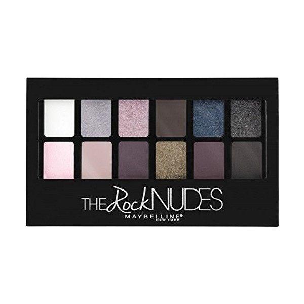 The Rock Nudes - Palette d'Ombre à Paupières Maybelline New york Maybelline 5,99€
