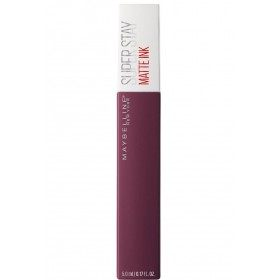 40 Credente - rossetto Rosso Super Stay MATTE di INCHIOSTRO Maybelline New York Gemey Maybelline 14,90 €