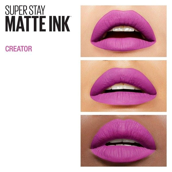 35 Creator - Rouge à lèvre Super Stay MATTE INK de Maybelline New York Maybelline 5,99 €
