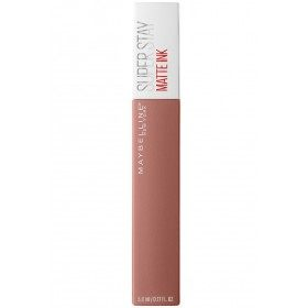 65 Seductres - labbro Rosso Super Stay MATTE di INCHIOSTRO Maybelline New York Gemey Maybelline 14,90 €