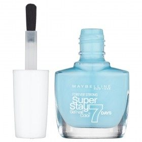20 Uptown Blue - Vernis à Ongles Strong & Pro / SuperStay Gemey Maybelline Gemey Maybelline 7,90 €