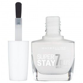71 Snowed In - Nail Varnish Strong & Pro / SuperStay Gemey Maybelline Gemey Maybelline 7,90 €