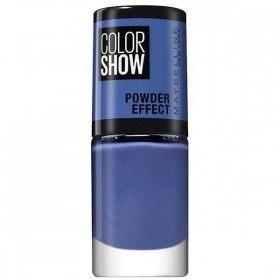 517 Blue Vapor - Nail Polish MATTE Powder EFFECT Colorshow Maybelline New York Gemey Maybelline 7,99 €