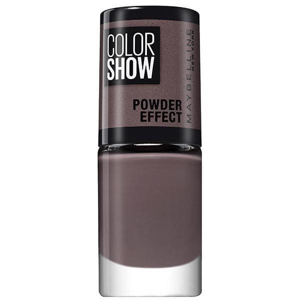 518 Concrete Jungle - Nail Polish MATTE Powder EFFECT Colorshow Maybelline New York Gemey Maybelline 7,99 €