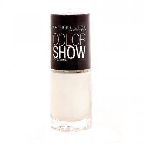 19 Marshmallow - Vernis à Ongles Colorshow 60 Seconds de Gemey-Maybelline Gemey Maybelline 4,99€