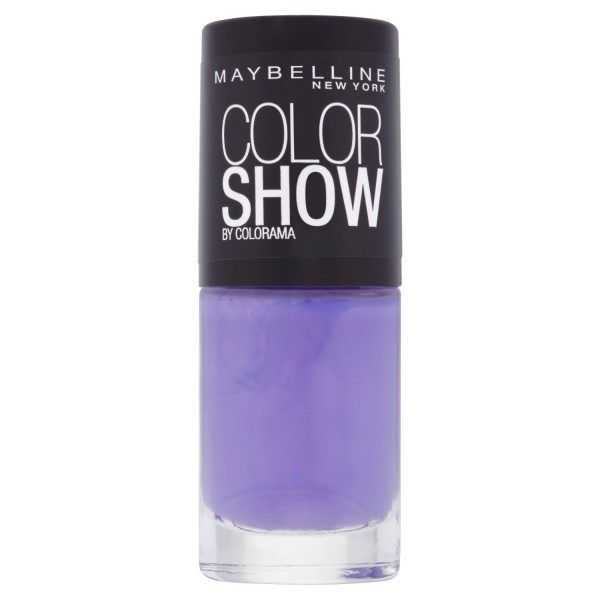 215 Iced Queen Nail Polish Colorshow 60 Seconds of Gemey-Maybelline Gemey Maybelline 4,99 €