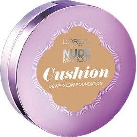 6 Beige - Rosa - Fondo de Teñido Cojín de Desnudos de la Magia de L'oréal Paris L'oréal Paris 17,90 €
