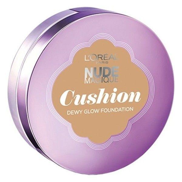 6 Beige - Pink- Background of Dyed Cushion Nude Magic by L'oréal Paris L'oréal Paris 17,90 €