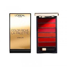 02 - Vermello Paleta Vermello Cor dos Beizos Ricos L 'oréal París L' oréal París, 18,50 €