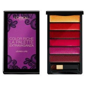 Extravaganza - Palette de Rouge à Lèvres Color Riche de L'Oréal Paris L'Oréal Paris 18,50€