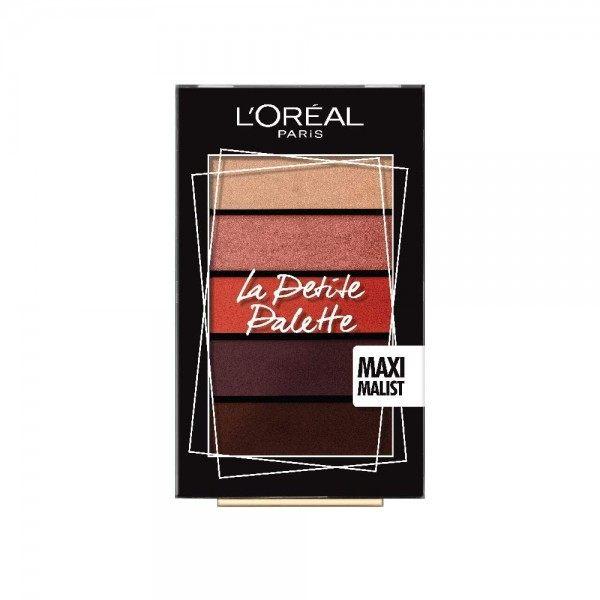 Maximalist - Ombre à Paupières La Petite Palette de L'Oréal Paris L'Oréal Paris 14,70€
