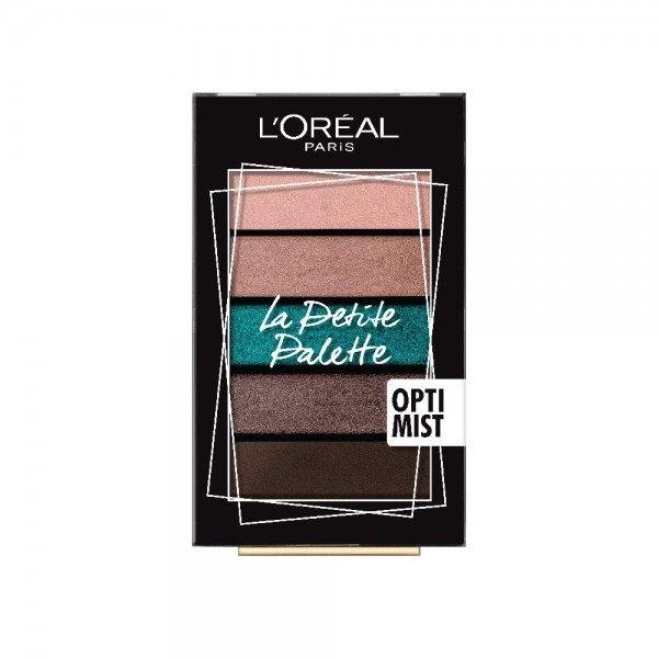 Optimist - Ombre à Paupières La Petite Palette de L'Oréal Paris L'Oréal 4,99€
