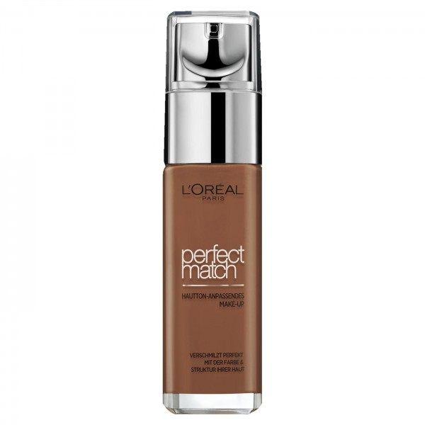9.5.D / 9.5.W Acajou - Fond de Teint Accord Parfait Fluide de L'Oréal Paris L'Oréal 8,99€