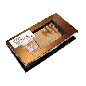 01 Blonde - bronzing Powder FaceStudio My Bricks Sonnen-Erde-Indische Maybelline New York presse / pressemitteilungen