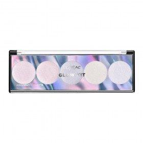 GLOW KIT Palette Light HOLOGRAPHIC L'oréal Paris L'oréal Paris 14,90 €